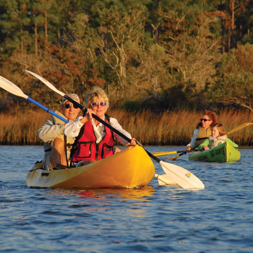 SE Coastal Paddling Trail